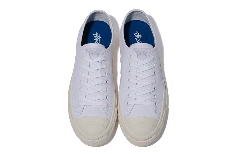 Stussy x Converse Jack Purcell Collection