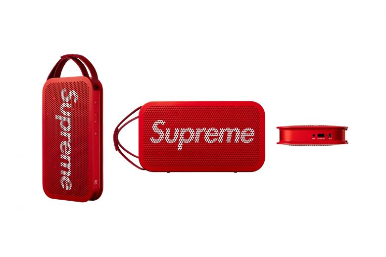 Supreme Fall/Winter 2016 Accessories Collection