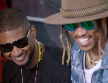 Usher ft. Future - Rivals (Video)