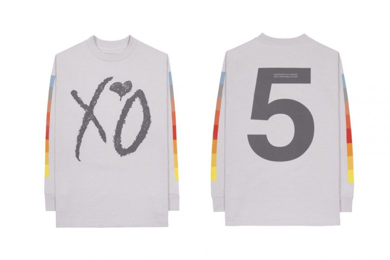 The Weeknd Thursday Merch