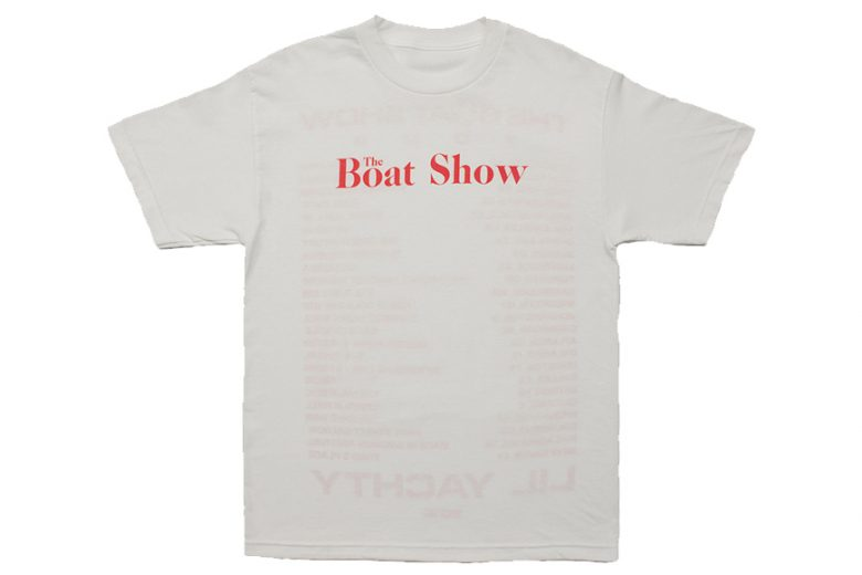 Lil Yachty The Boat Show Tour Merch
