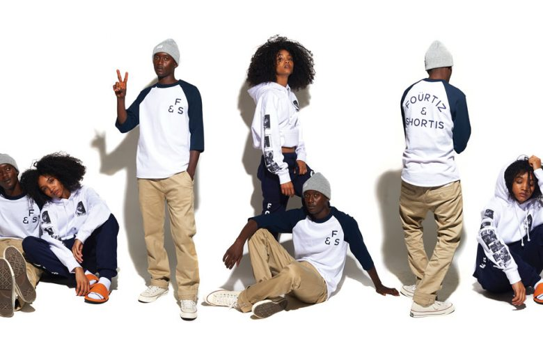 40s & Shorties Fall 2016 Lookbook