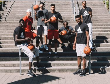 Adidas Basketball Welcomes 8 Rookies To Athlete Line-Up