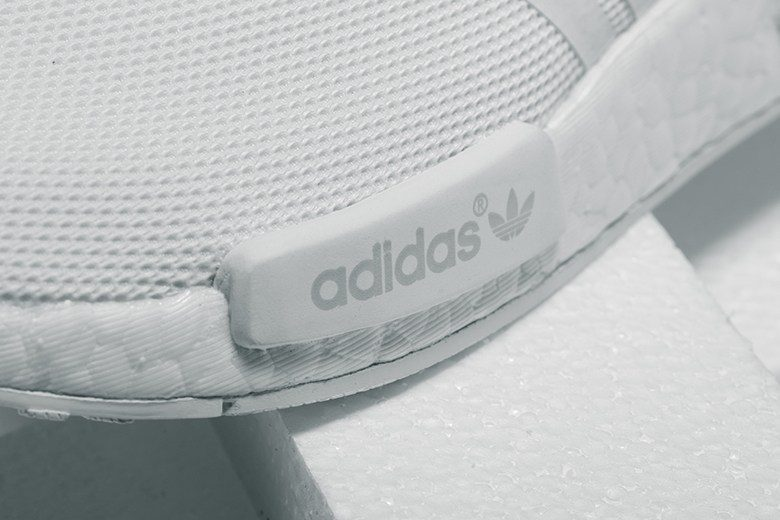 Adidas NMD_R1 All-White
