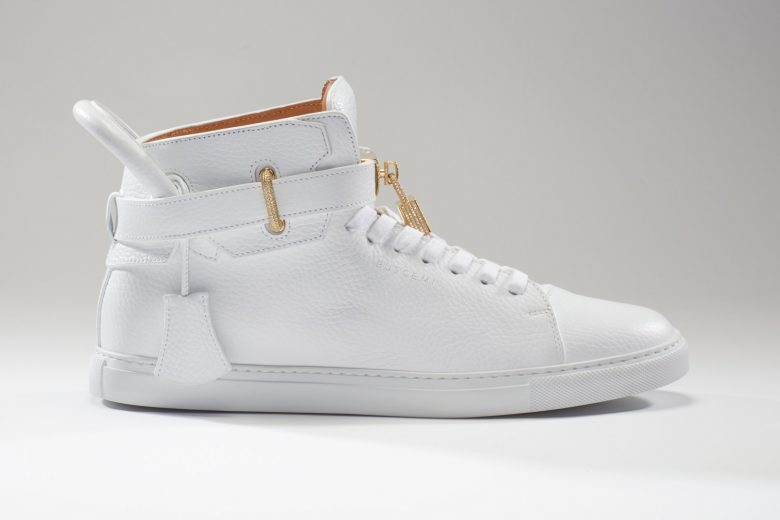 BUSCEMI 100mm Diamond Sneaker