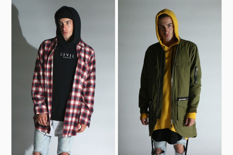Civil Fall 2016 Lookbook