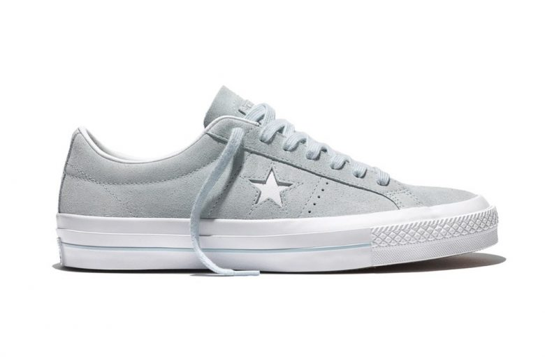 Converse CONS One Star Suede Pastel