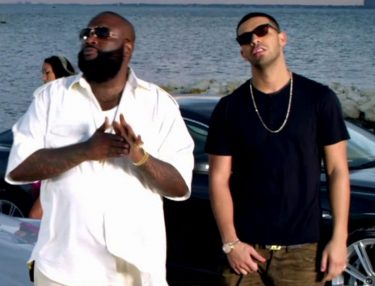Rick Ross and Drake