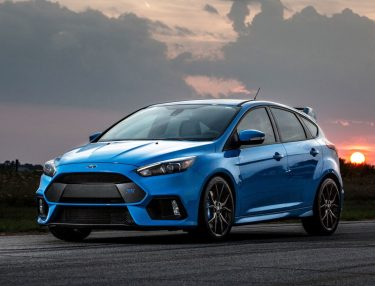 Hennessy Ford Focus RS