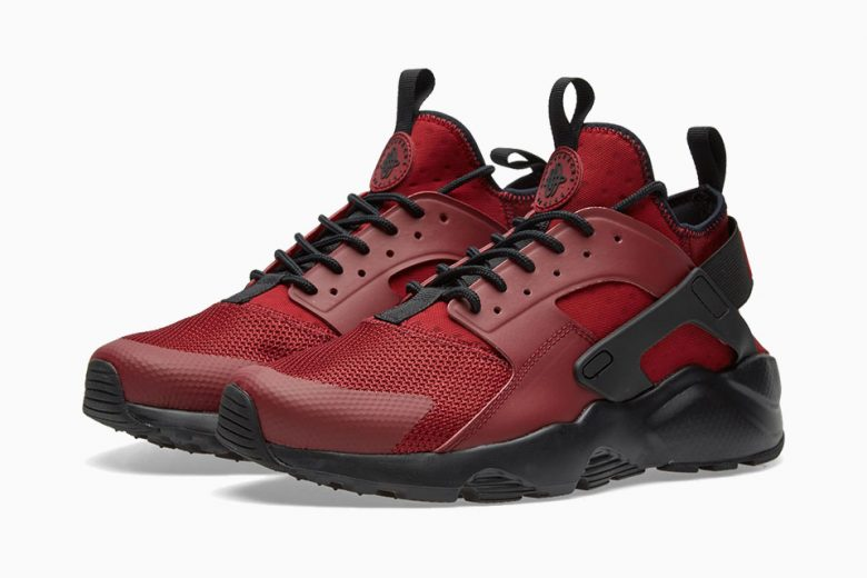 9c823e2bb3079 ... Nike Air Huarache Run Ultra Team Red Black ...