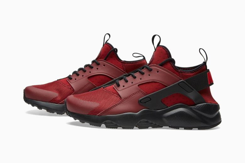 5d64d5348810 ... coupon for nike air huarache run ultra team redblack 7767b f3aaa