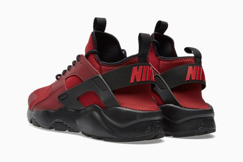 Nike Air Huarache Run Ultra Team Red/Black