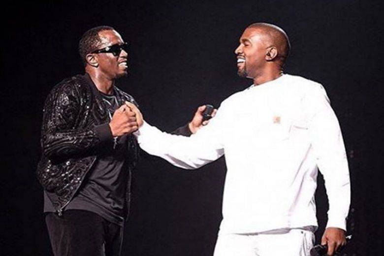 Watch puff daddy bring out kanye west in nyc for Madison square garden kanye west