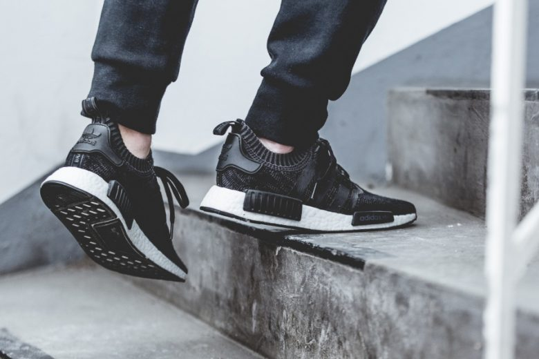 Adidas NMD_R1 Primeknit Winter Wool