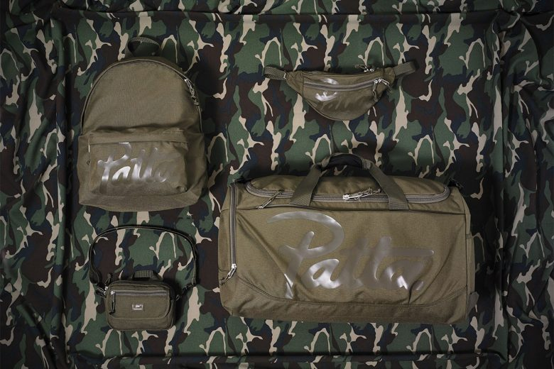 Patta Fall/Winter 2016 Luggage Collection