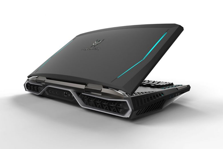 Acer Predator 21 X: Laptop With World's First Curved Screen