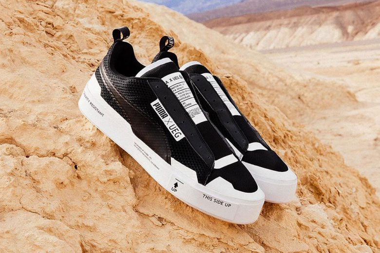 PUMA x UEG Gravity Resistance Collection