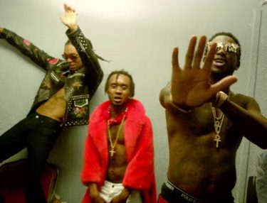 Rae Sremmurd ft. Gucci Mane - Black Beatles (Video)