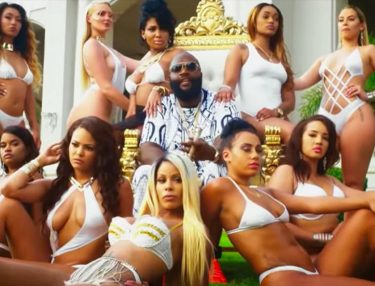 Rick Ross - Same Hoes (Video)