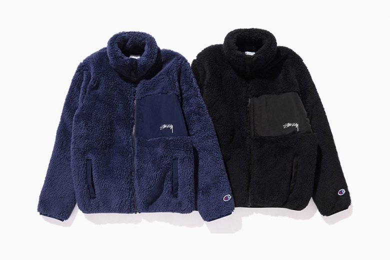 Stussy x Champion Fall/Winter 2016 Collection