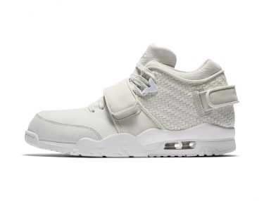Nike Air Trainer Cruz in Black White