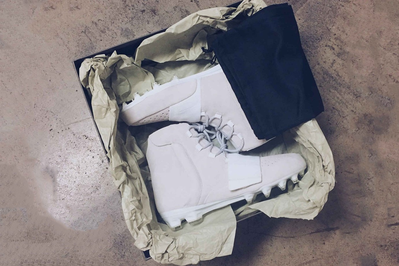 Von Miller Custom Yeezy Cleats