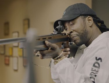 Watch 2 Chainz Try Out a $350K Gun