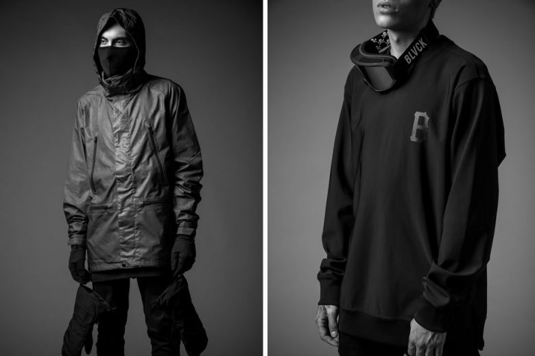 Burton x Black Scale Collection