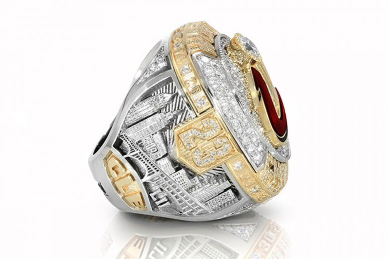 Cleveland Cavs 2016 Championship Rings