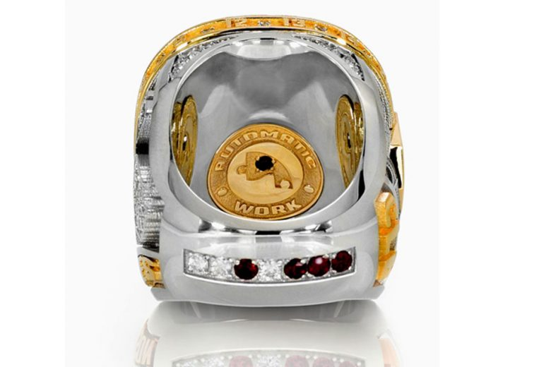 Closer Look At Cleveland Cavs 2016 Championship Rings