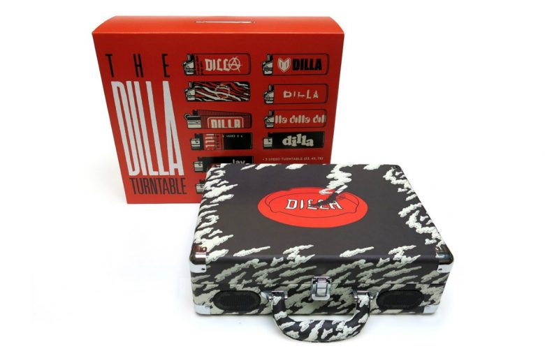 Dilla Turntable