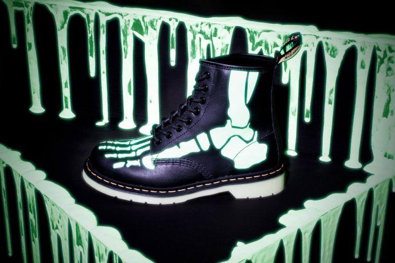 Dr. Martens Glow-In-The-Dark Boot