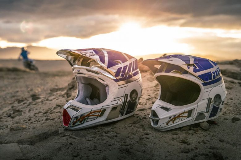 Fox Racing Star Wars Helmets