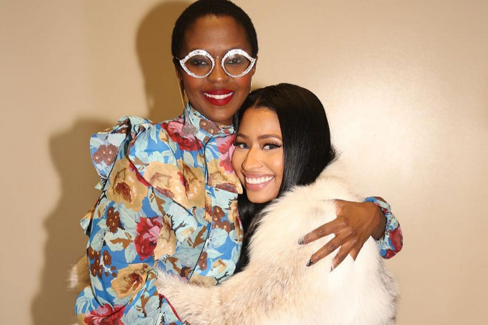Lauryn Hill and Nicki Minaj