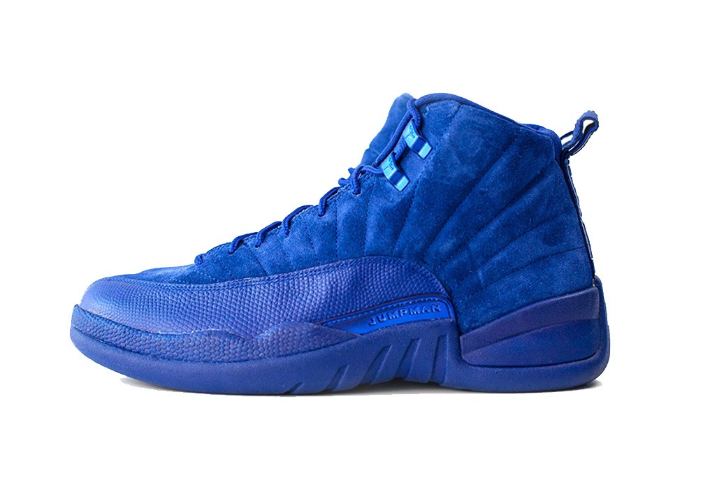 Air Jordan 12 Deep Royal