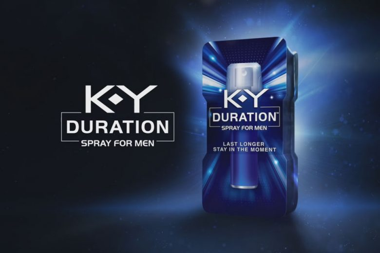 K-Y Duration Spray for Men