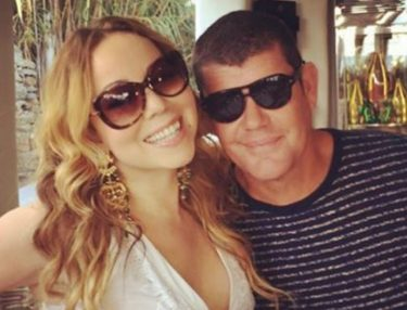 Mariah Carey & billionaire James Packer