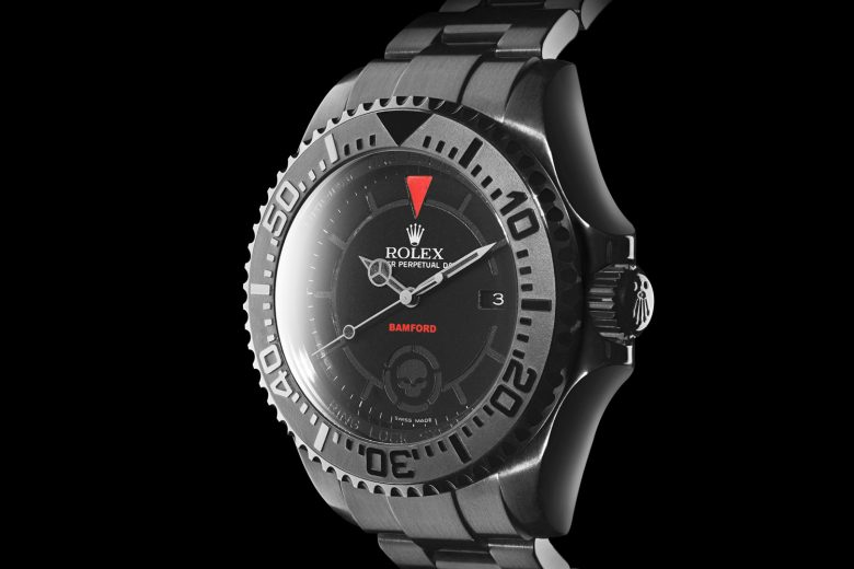 Bamford Watch Department Rolex Black Ops