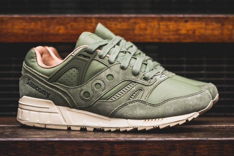 Saucony Grid SD Garden Pack