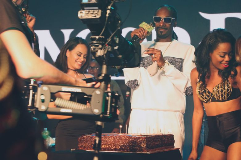 Snoop Dogg Performs Greatest Hits at Birthday Celebration