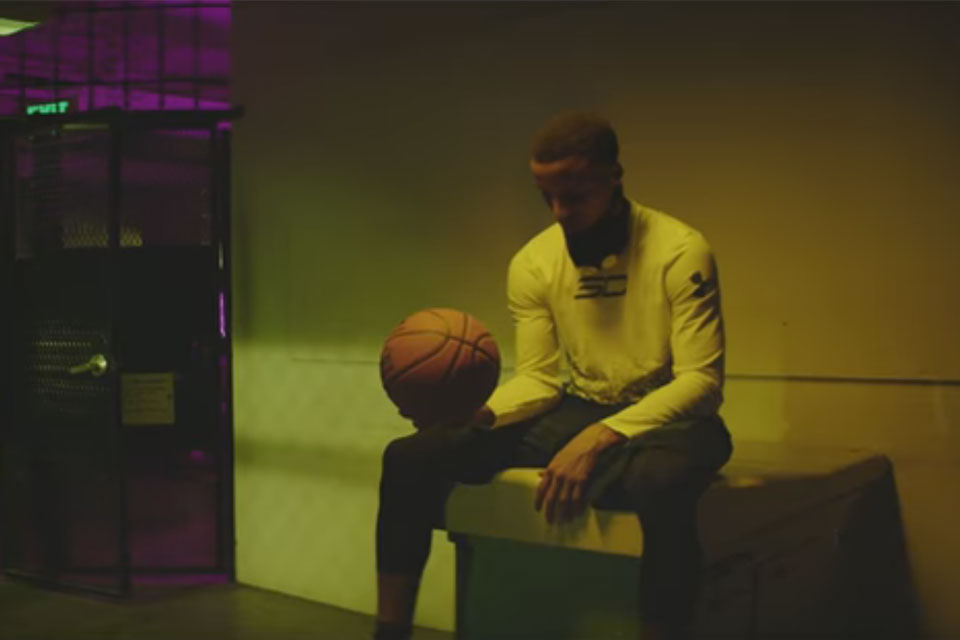 Stephen Curry 3 Under Armour Ad Spot