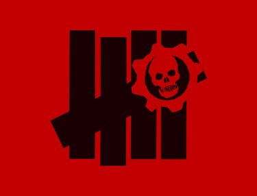 Undefeated x Gears Of War 4