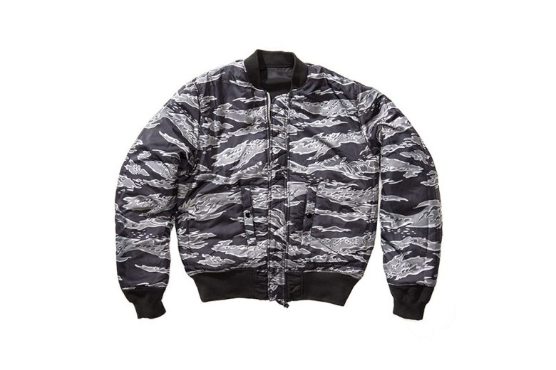 Undefeated x Alpha Industries MA-1 Jacket