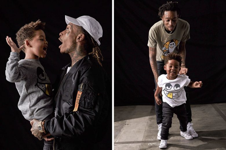 Wiz Khalifa Announces BASH Clothing Line, Inspired By Son