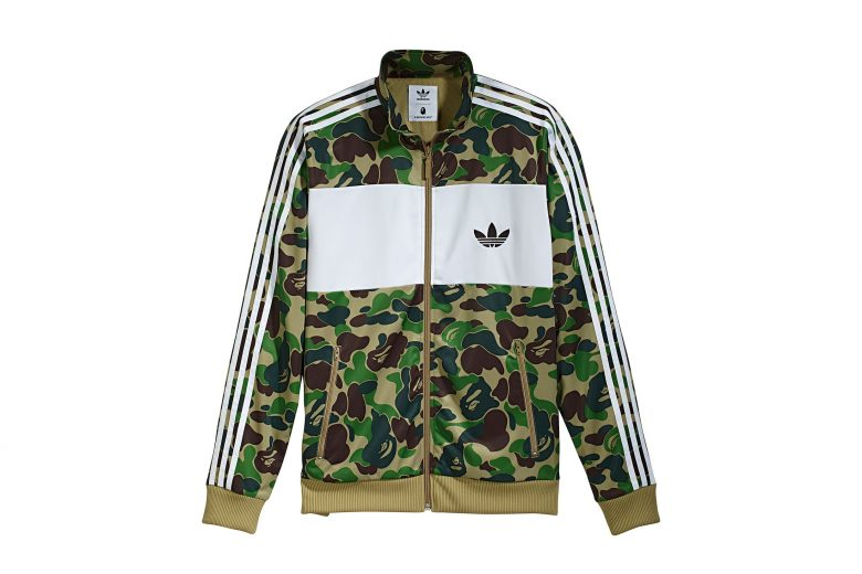 BAPE x Adidas Originals Collection