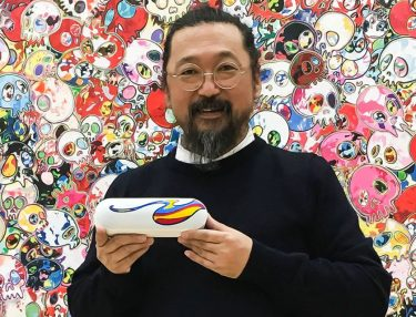Beats Pill+ designed by Takashi Murakami