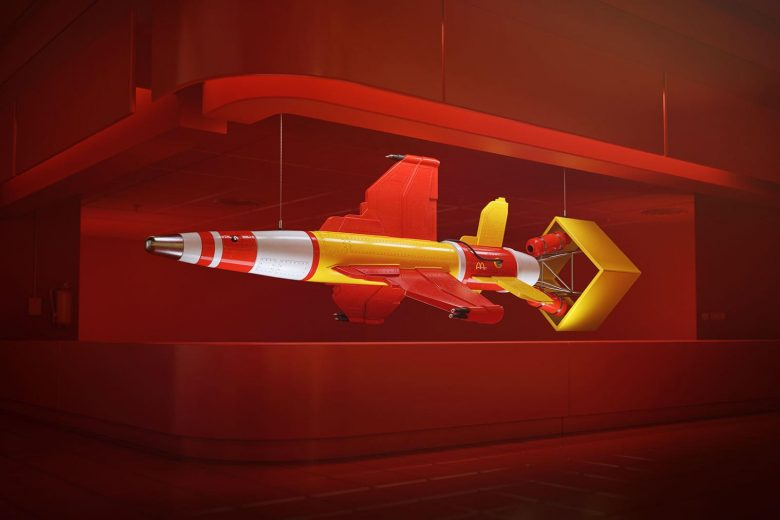World's Largest Companies Reimagined as Nuclear Weapons
