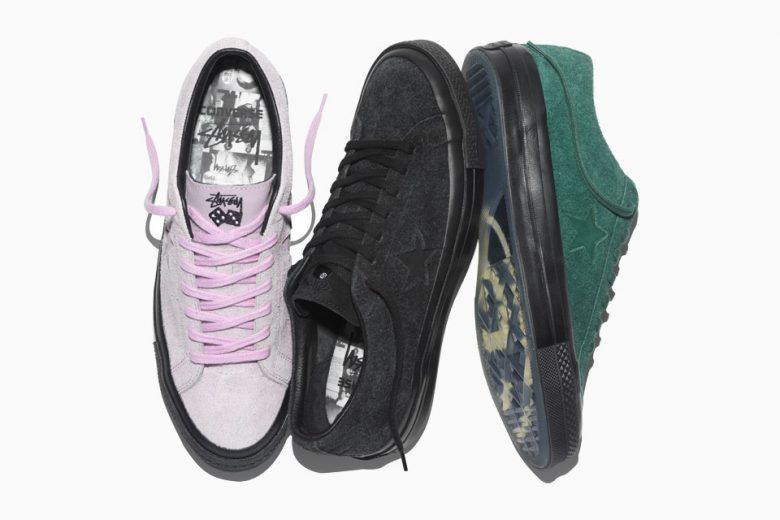 Stussy x Converse One Star '74 Collection