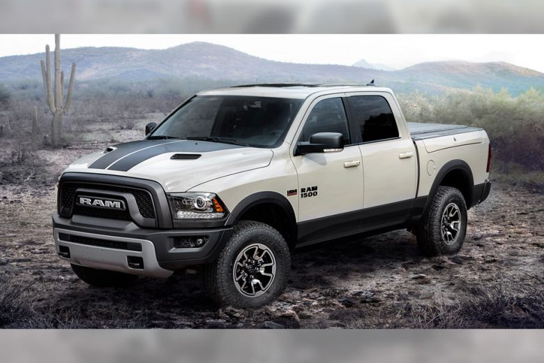 Dodge Unveils Limited Ram 1500 Rebel Mojave Sand ...