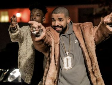 Drake and 21 Savage